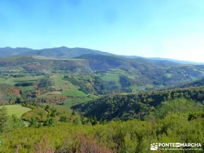 Ancares lucenses; viaje Puente noviembre; excursiones viajes club trekking